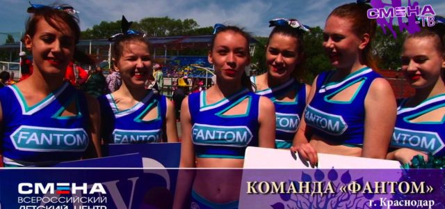 The Championship of the Southern Federal District and the North Caucasus Federal District for cheerleading – 2016