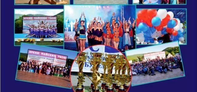 План работы объектов Всероссийского фестиваля «Яркие! Майские! Твои!»