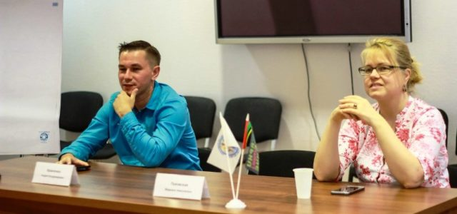 Conference for cheerleading coaches of Russian Federation regions