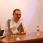 "Meeting with the ""Man of the Planet"" – Sergei Burlakov"