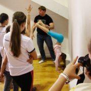 Мастер-класс от чемпиона — Алексея Дудченко