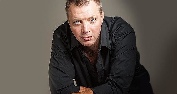 Meeting with the actor of theater and cinema Pavel Sborshchikov will be held today!