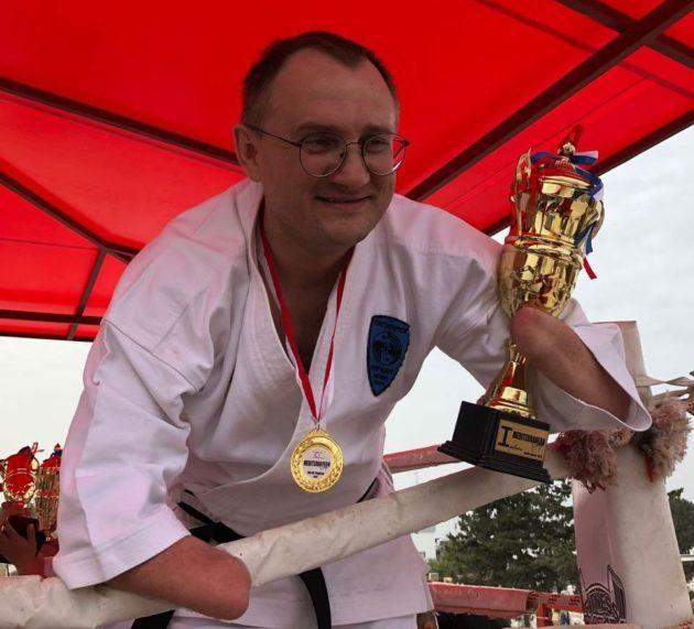 VIP-гость — Сергей Бурлаков