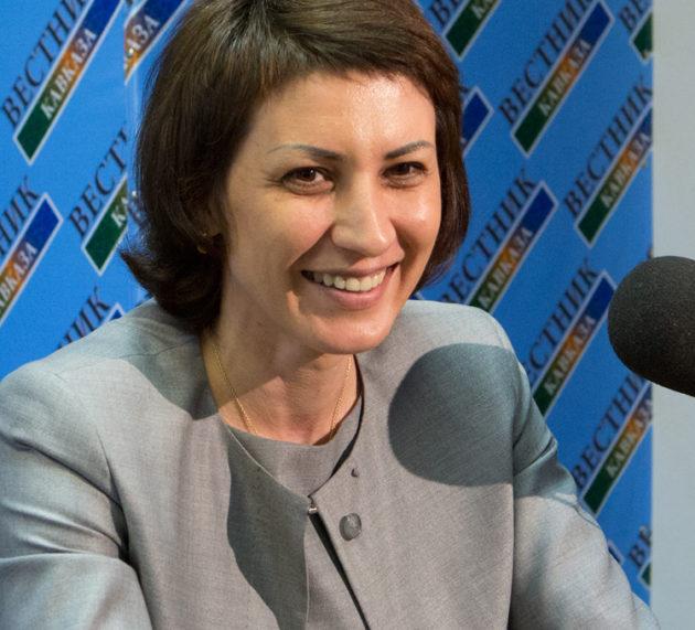 VIP-гость — Татьяна Лебедева