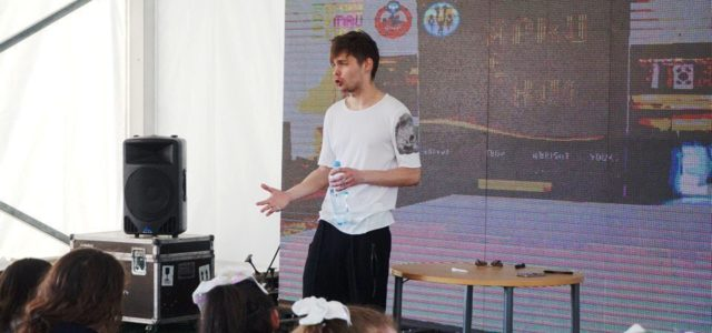 "Master class ""Lessons of Artistry"" with actor of theater and cinema Aristarkh Venes"