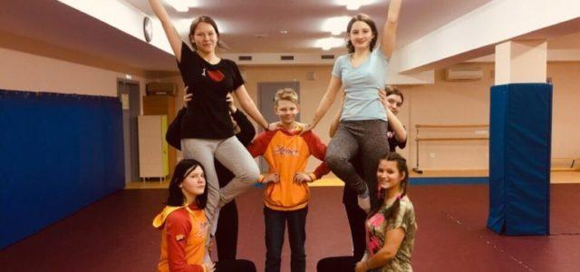 Подошли к концу плодотворные дни для спортсменов-чирлидеров Центра адаптивной ФКиС Смоленской области