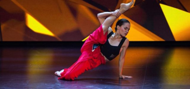 "VIP: European champion in modern choreography. the participant of the show ""Dancing on TNT"" Katerina Sulimenko"