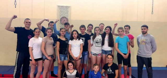 Чир спорт Спецолимпиады России: знакомим Вас с командой из города Таганрога!