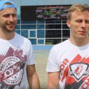 Андрей СимаковиДима Загребинготовы в следующем году вновь посетить фестиваль«Яркие! Майские! Твои!»