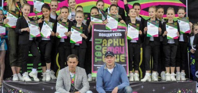 DVHAB.RU: Школьницы из Хабаровска ошеломили шесть стран на фестивале по чирлидингу