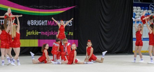 Владимирские чирлидеры-спецолимпийцы: Спасибо организаторам фестиваля за незабываемые эмоции и впечатления!