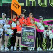 Впервые на фестивале состоялись соревнования среди семейных команд!
