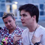 Творческая встреча с участниками фестиваля актёра театра и кино Ярослава Жалнина!