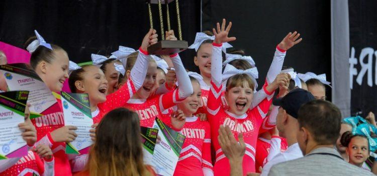 Фото с награждения победителей и призёров 30 апреля