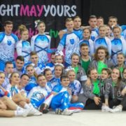 ИА «Онлайн Тамбов.ру»: Черлидеры из Тамбова успешно выступили на международных соревнованиях в Сочи