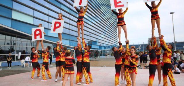 Команда ART-FIRE: Большое спасибо за фестиваль и эмоции!